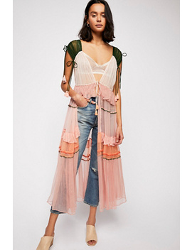 Capri Color Block Kimono by Free People