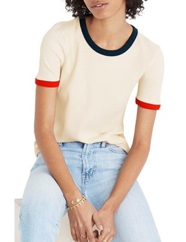 Colorblock Ringer Tee by Madewell