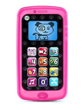 Leap Frog Chat And Count Smart Phone, Violet by Leap Frog