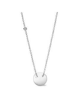 Engravable Necklace by Fossil