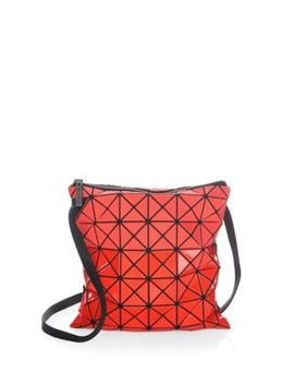 Prism Bi Texture Crossbody Bag by Bao Bao Issey Miyake