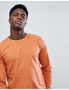Only & Sons Sweatshirt With Raglan Sleeve by Only & Sons