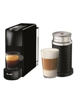 Nespresso Essenza Mini Black Bundle by Nespresso