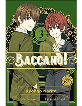 Baccano!, Vol. 3 (Manga) (Baccano! (Manga)) by Amazon