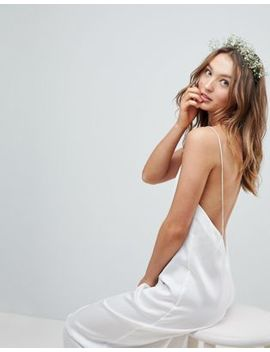 Asos Bridal Sleepwear Jumpsuit by Asos Collection