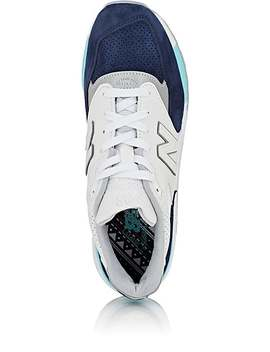 998 Suede & Leather Sneakers by New Balance