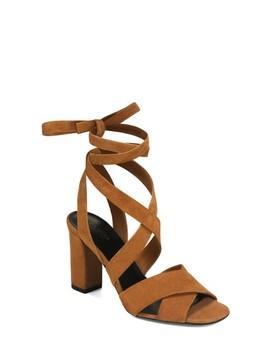 Cerci Ankle Tie Sandal by Via Spiga