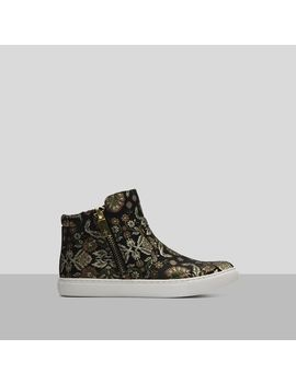Kiera Floral Print Sneaker by Kenneth Cole