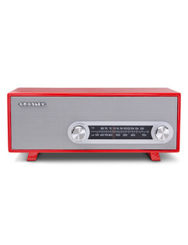 Ranchero Tabletop Radio Red by Crosley Radio