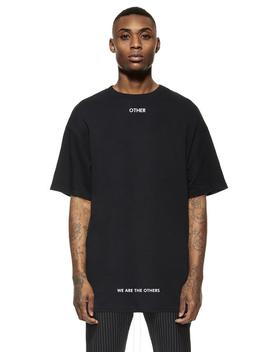 Micro Other Oversized Tee by Other Uk
