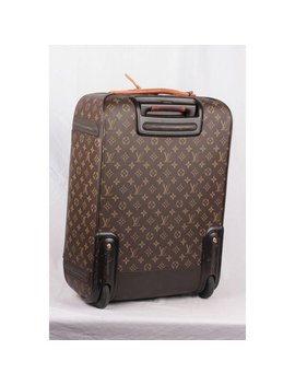 Louis Vuitton Monogram Canvas Pegase Legere 55 Rolling Suitcase by 1stdibs