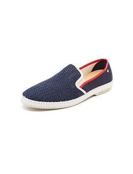 Le Grand Bleu Slip Ons by Rivieras
