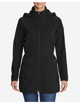 Women's Atlas 2.0 Trench Coat by Eddie Bauer