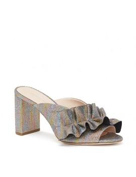 Esme Ruffle Sandal by Loeffler Randall