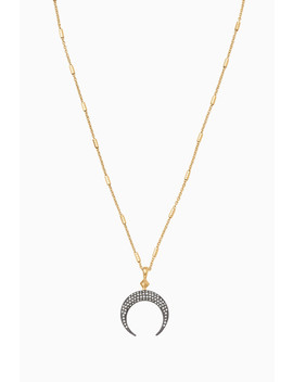 Diedre Double Horn Pendant by Stella&Dot