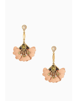 Rory Floral Drop Earrings by Stella&Dot