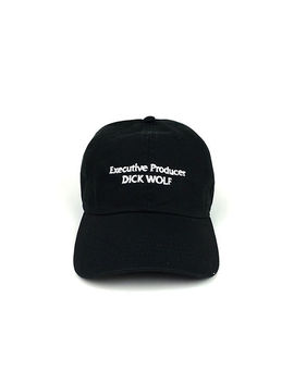 Executive Producer Cap In Black by 1st Class