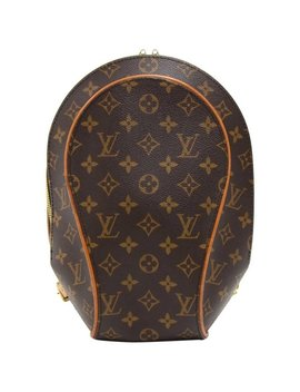 Louis Vuitton Ellipse Sac A Dos Monogram Canvas Backpack Bag by 1stdibs
