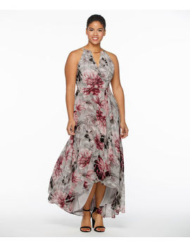 Tulip Halter Maxi Dress by Ricki's
