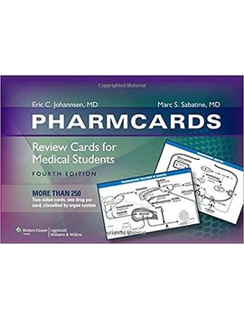 Shoptagr Pharm Cards Review Cards For Medical Students