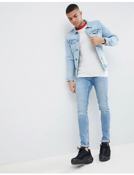pull&bear-denim-jacket-in-light-blue by pull&bear