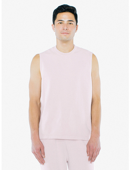 French Terry Muscle Tank by American Apparel