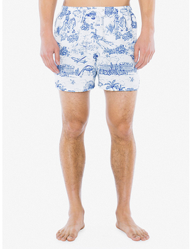 Resort Swim Trunk by American Apparel