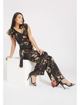 Lexington Floral Jumpsuit by Alloy