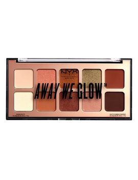 "Away We Glow Shadow Palette              <Span Class=""Product.Sample.Minicart.Class.Variationdetails""></Span> by Nyx Cosmetics"