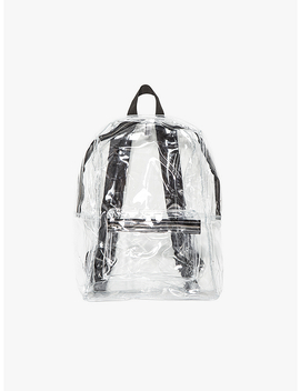 Vinyl Backpack by American Apparel
