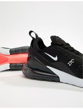 nike-air-max-270-trainers-in-black-ah8050-002 by nike
