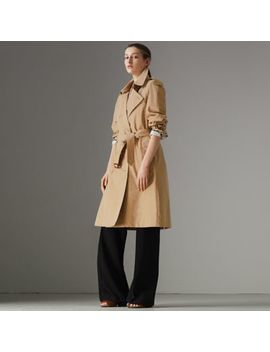 The Westminster Heritage Trench Coat by Burberry