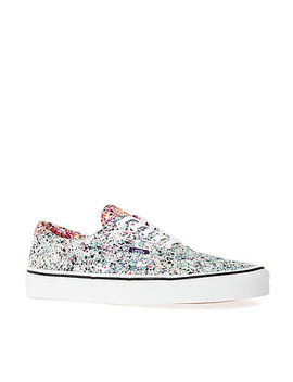 The Vans X Liberty Of London Era 59 Sneaker In Speckle &Amp; True White by Vans