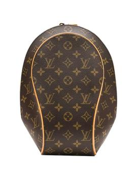Louis Vuitton Backpack In Brown Monogram Canvas by 1stdibs