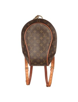 Louis Vuitton Monogram Canvas Ellipse Backpack Shoulder Bag by 1stdibs