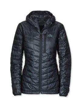 Women's Prima Loft Packaway Hooded Jacket by L.L.Bean