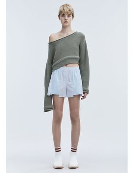 Chunky Knit Pullover by Alexander Wang