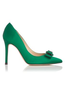 Phillipa Green Satin Heel by L.K.Bennett