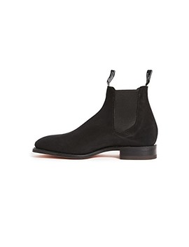 Suede Rm Chelsea Boots by R.M. Williams