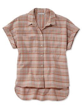 Signature Madras Shirt, Short Sleeve by L.L.Bean
