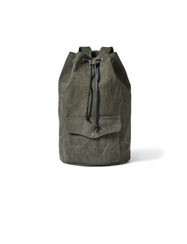 Washed Canvas Cinch Pack by Filson