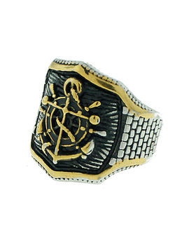 687 Anchor Ring by Roial