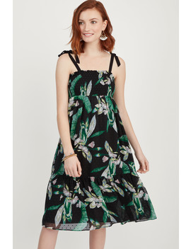 Lizzie Botanical Dress by Stella&Dot