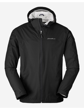 Men's Cloud Cap Lightweight Rain Jacket by Eddie Bauer