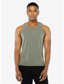 Heavy Jersey Box Tank by American Apparel