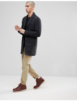 only-&-sons-salt-and-pepper-overcoat by only-&-sons