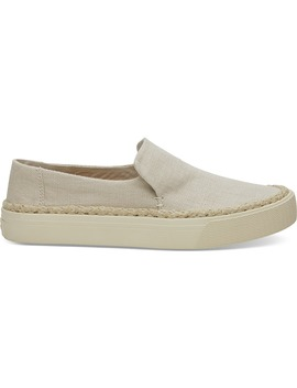 Natural Heritage Canvas Women's Sunset Slip Ons by Toms