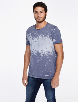 Paint Splatter Tee by Castro