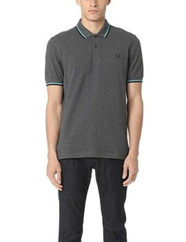 Twin Tipped Fred Perry Shirt by Fred Perry