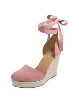 Women's Escape Espadrille Wedge Sandal by Learn About The Brand Brash